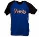 "Gamble Wear Shirt ""Nuts"" Blau/Schwarz Grösse S"