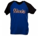"Gamble Wear Shirt ""Nuts"" Blau/Schwarz Grösse M"