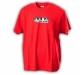 """Gamble Wear Shirt """"Classic"""" Rot Grösse L"""