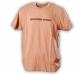 """Gamble Wear Shirt """"Old Scool"""" Beige Grösse M"""